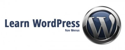 Learn WordPress-Nav Menus