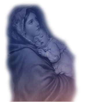 Drummer Boy Hosting is a Catholic web hosting business dedicated to our beautiful Mother and her child Jesus.